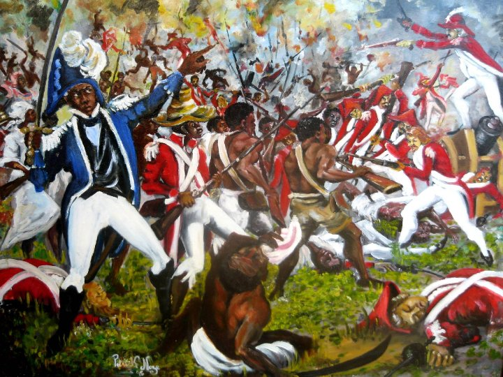 """Toussaint Louverture"""" The Champion of a people, and his sacrifices ..."""